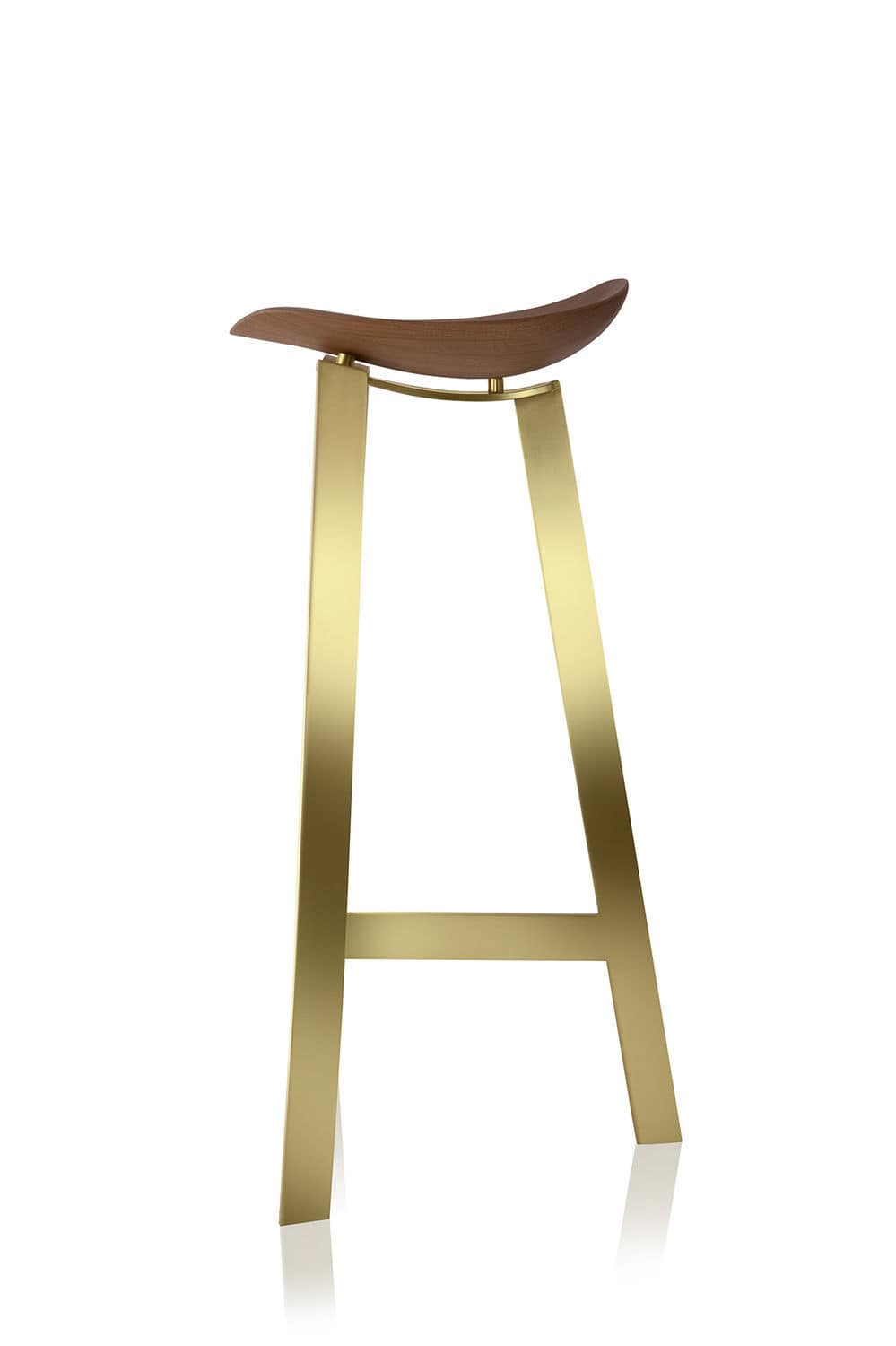 bar stool wooden metal easy by jader almeida sollos