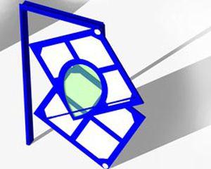 indoor door / swing / steel ...  sc 1 st  ArchiExpo & Indoor door / swing / steel - EPITROCHOID - Torggler doors