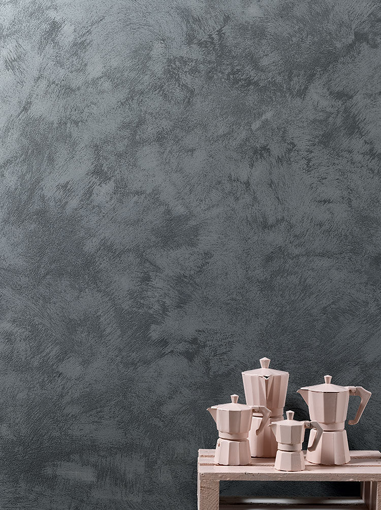 Decorative paint / for walls / for concrete / interior - GHIBLI