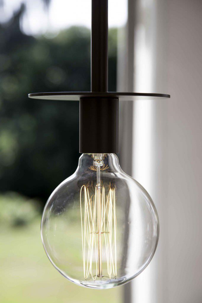 ... pendant l& / contemporary / metal / incandescent ... & Pendant lamp / contemporary / metal / incandescent - LA LAMPE by Ida ...