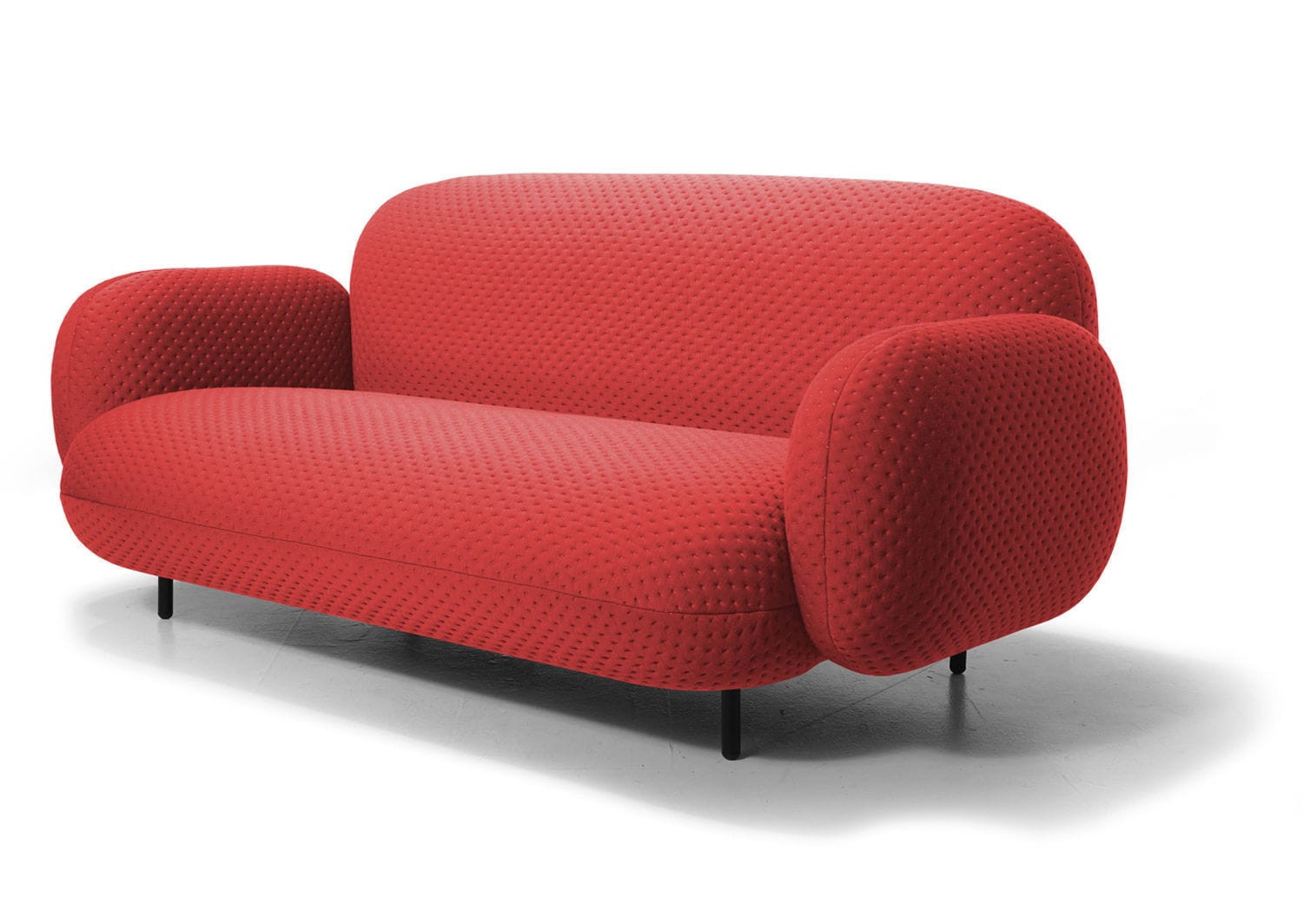 ... Contemporary Sofa / Fabric / 2 Seater MACAROON By Iskos Berlin Versus  ...