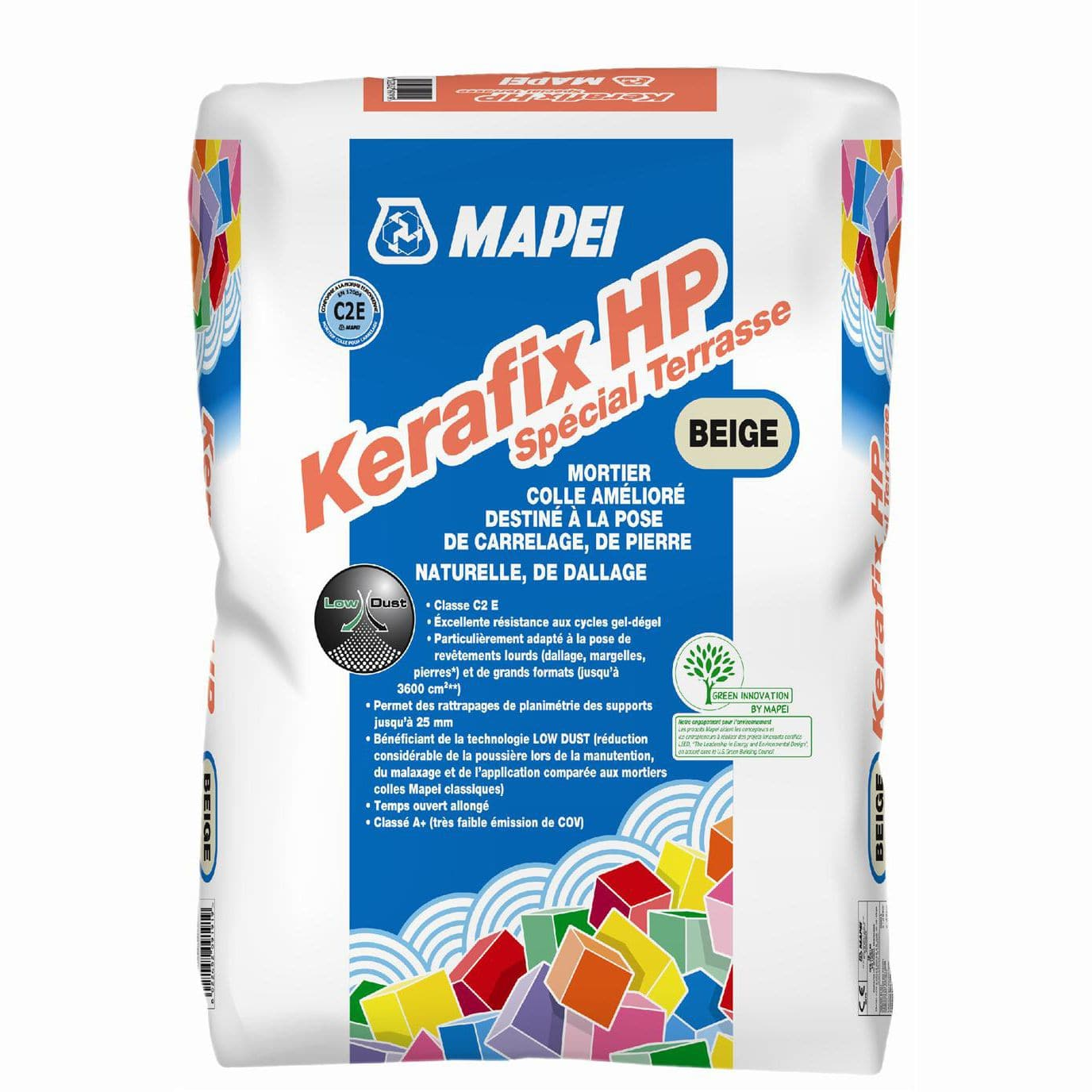 Fixing Adhesive Mortar For Tiles For Concrete For Flooring