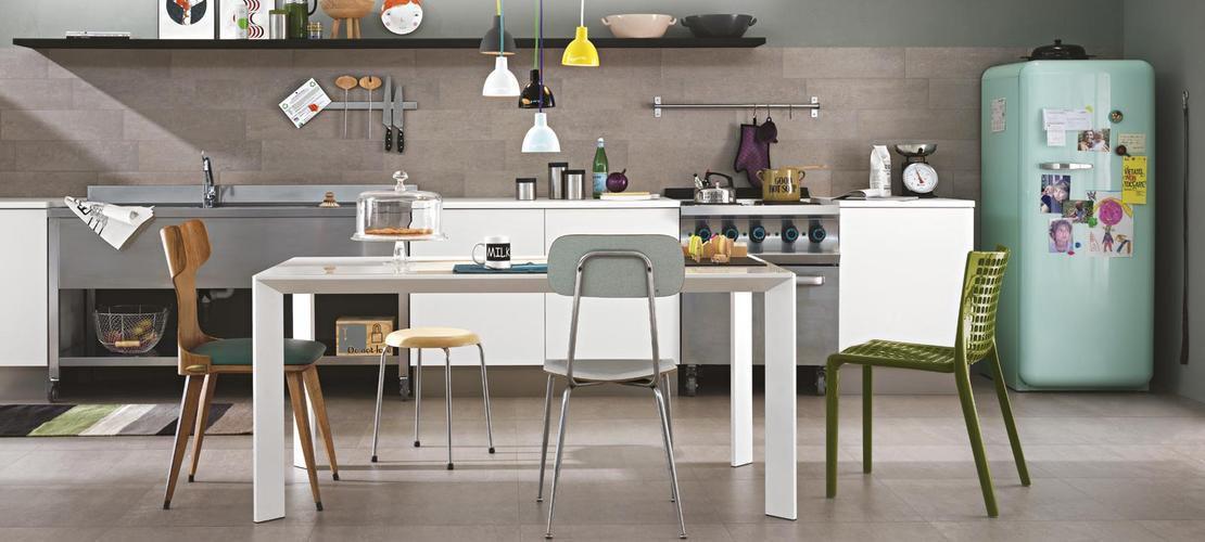 Bathroom tile / kitchen / wall / floor - CONCEPT - Ragno - Videos
