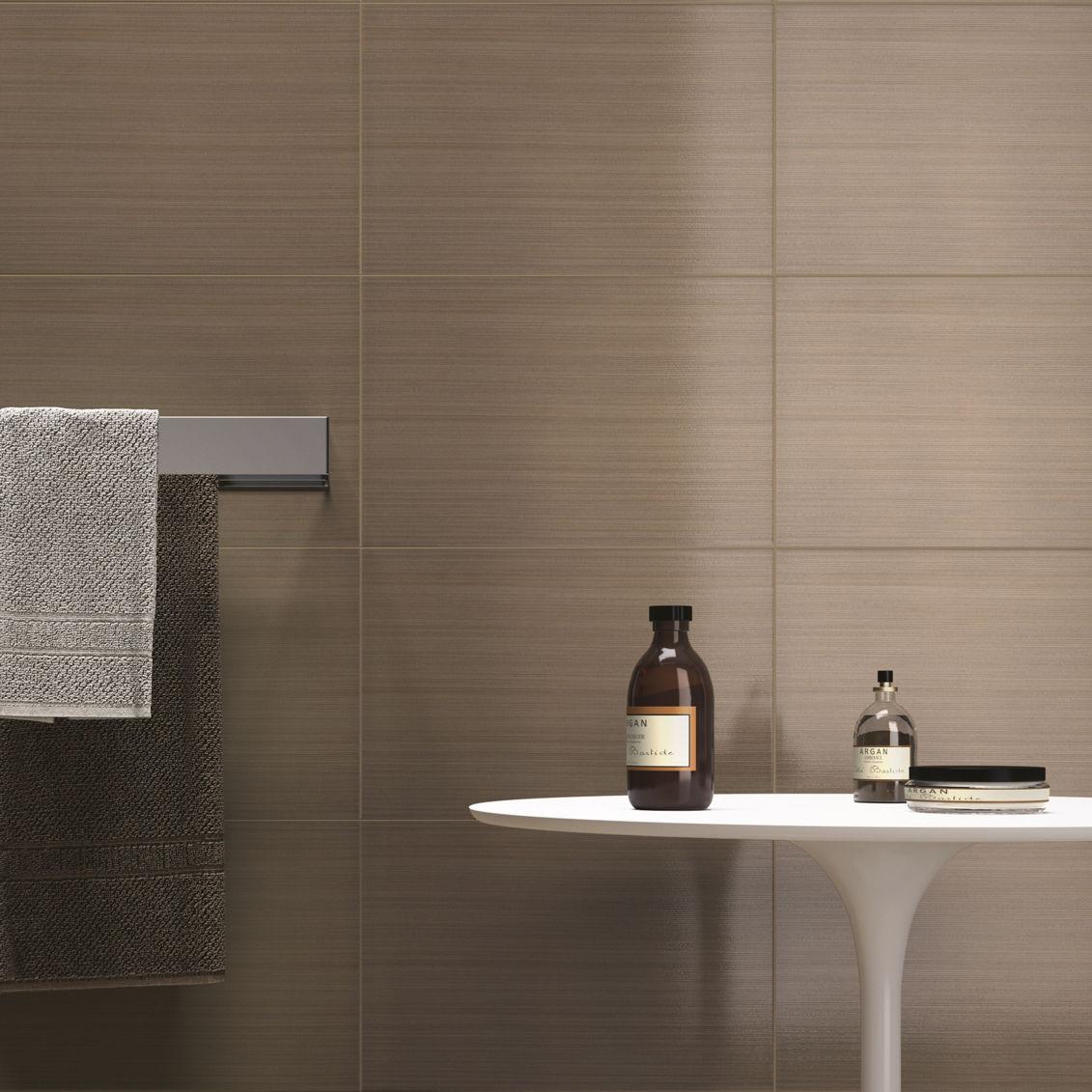 Bathroom Tile Wall Ceramic Rectangular Line Ragno