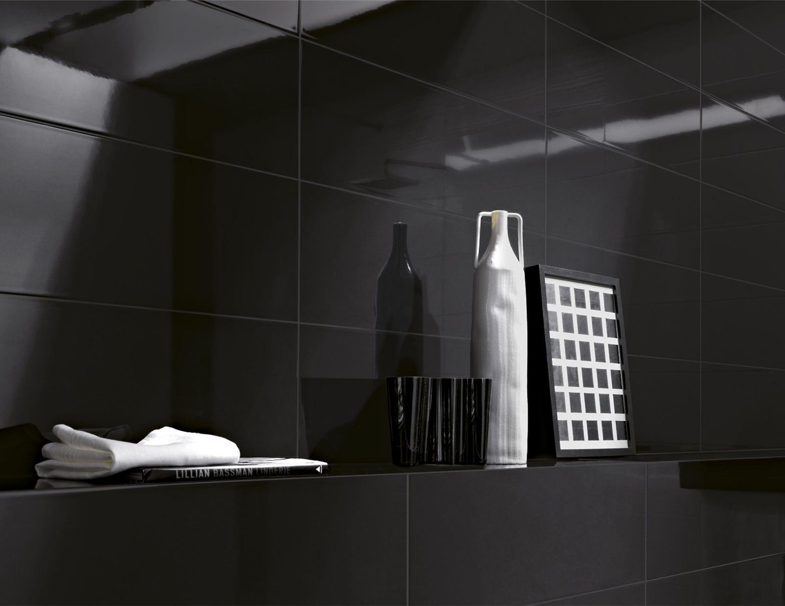 Bathroom Tile Wall Ceramic Plain Prestige Ragno