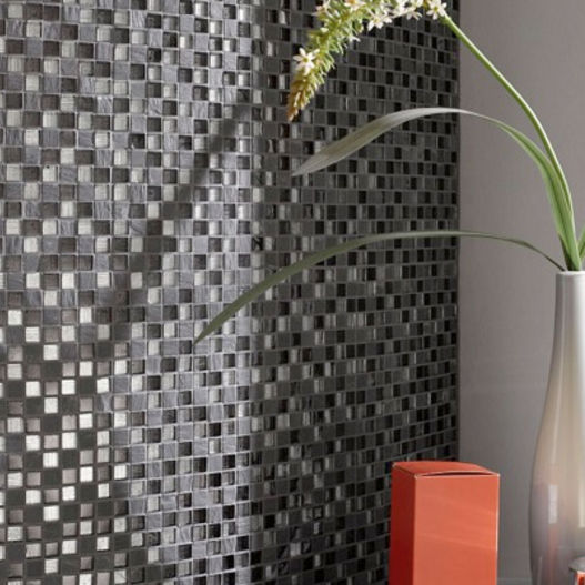Bathroom Mosaic Tile Wall Gl Natural Stone