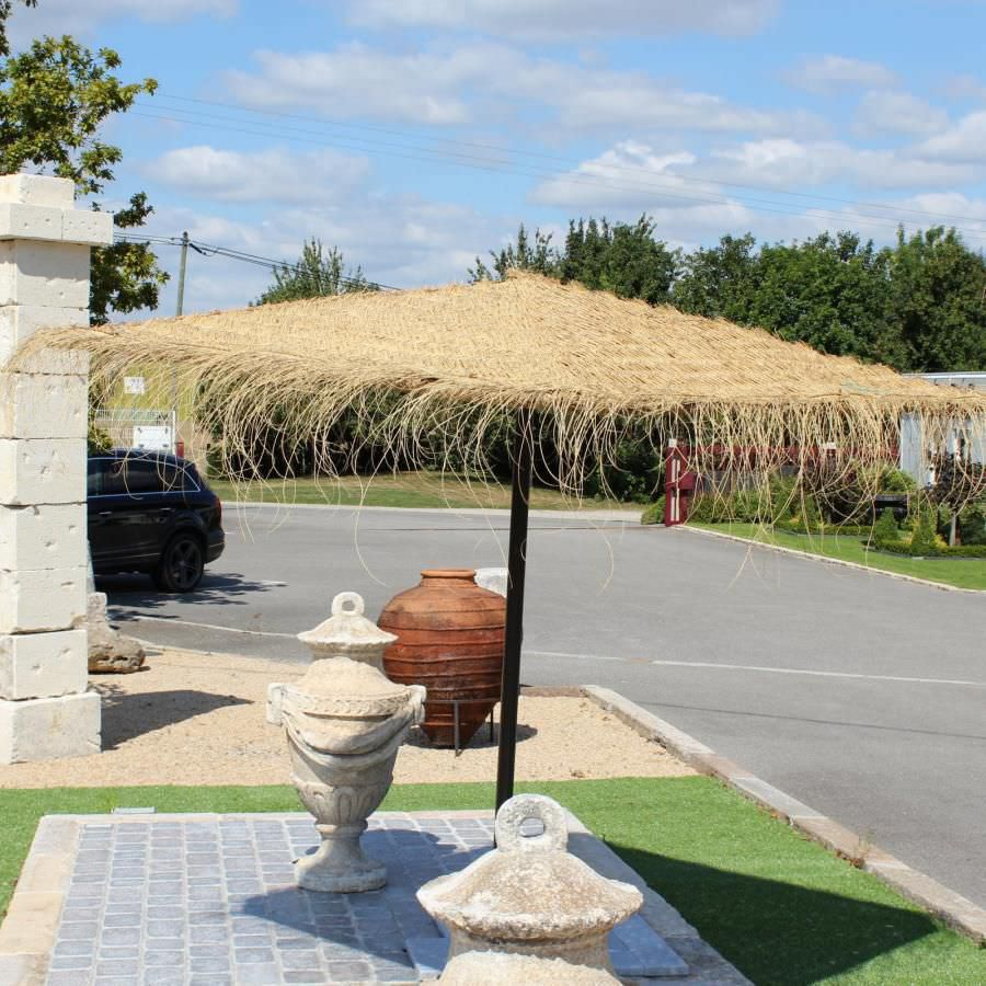 Thatched Patio Umbrella