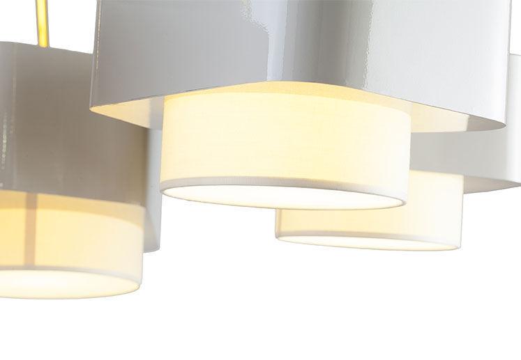 ... Pendant Lamp / Contemporary / Cotton / Copper ...