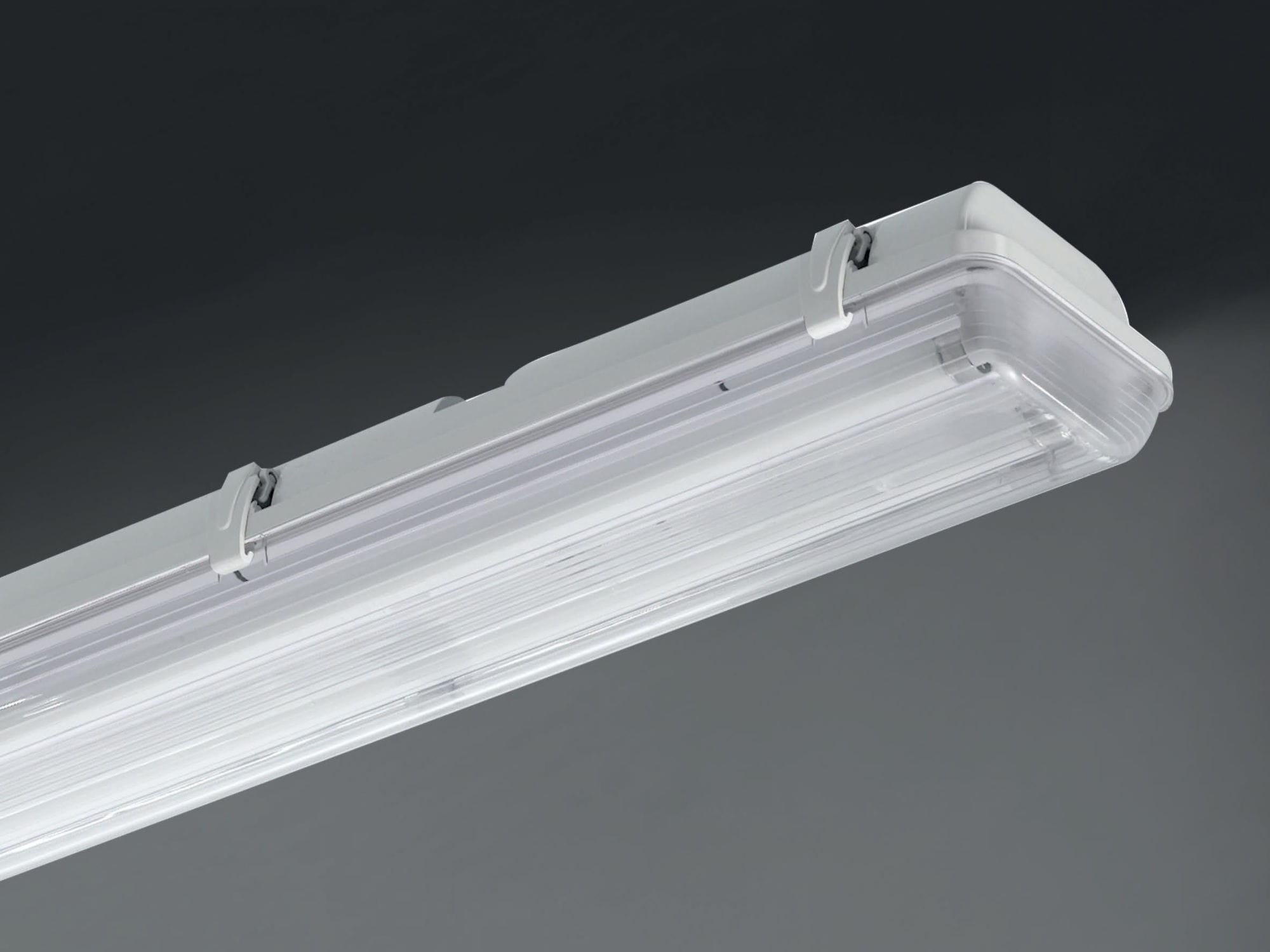 Surface-mounted light fixture / LED / fluorescent / linear - GHIBLI ...
