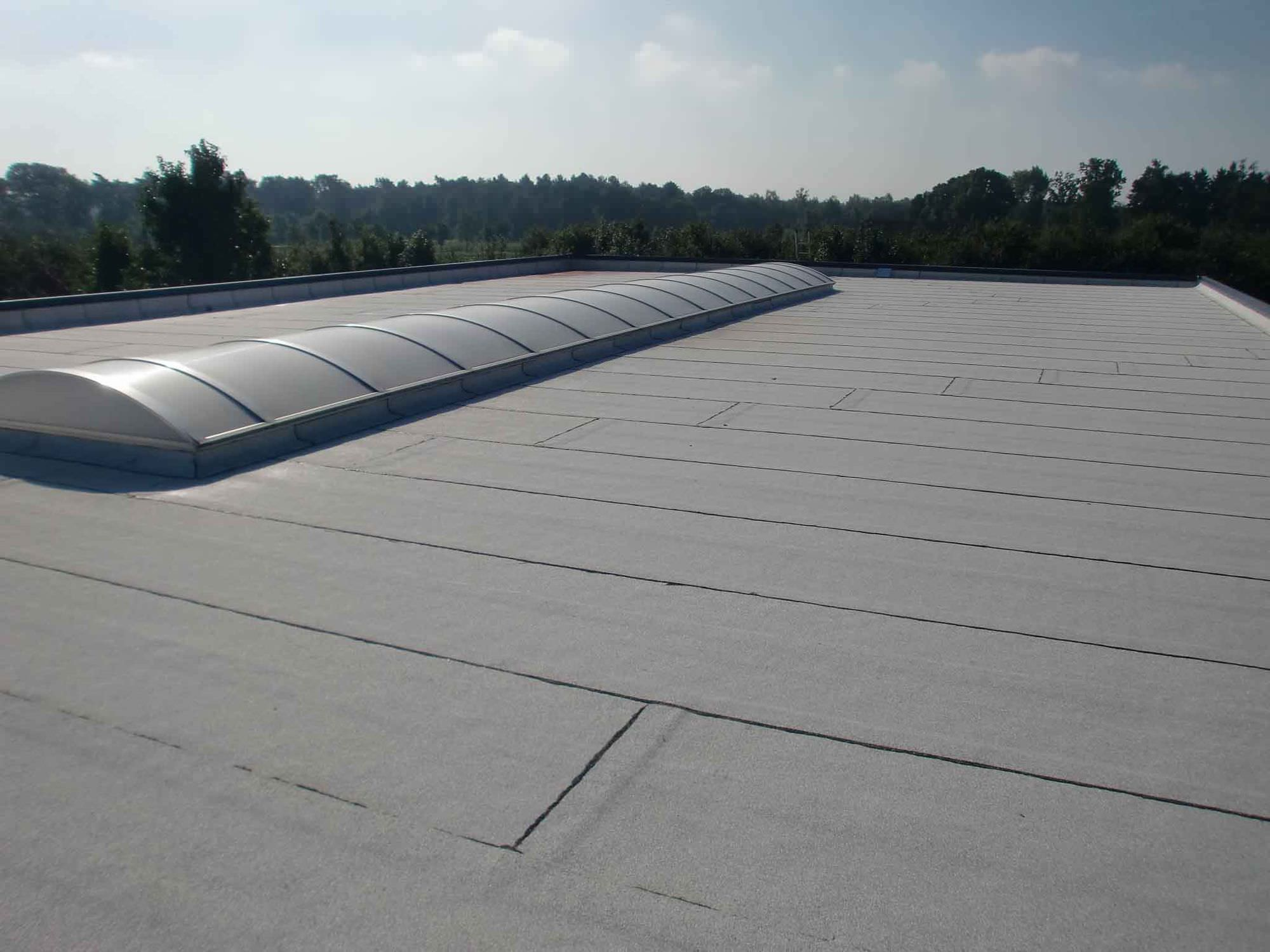 Titanium Waterproofing Membrane / For Roofs / Roll   POLYGUM CARRARA