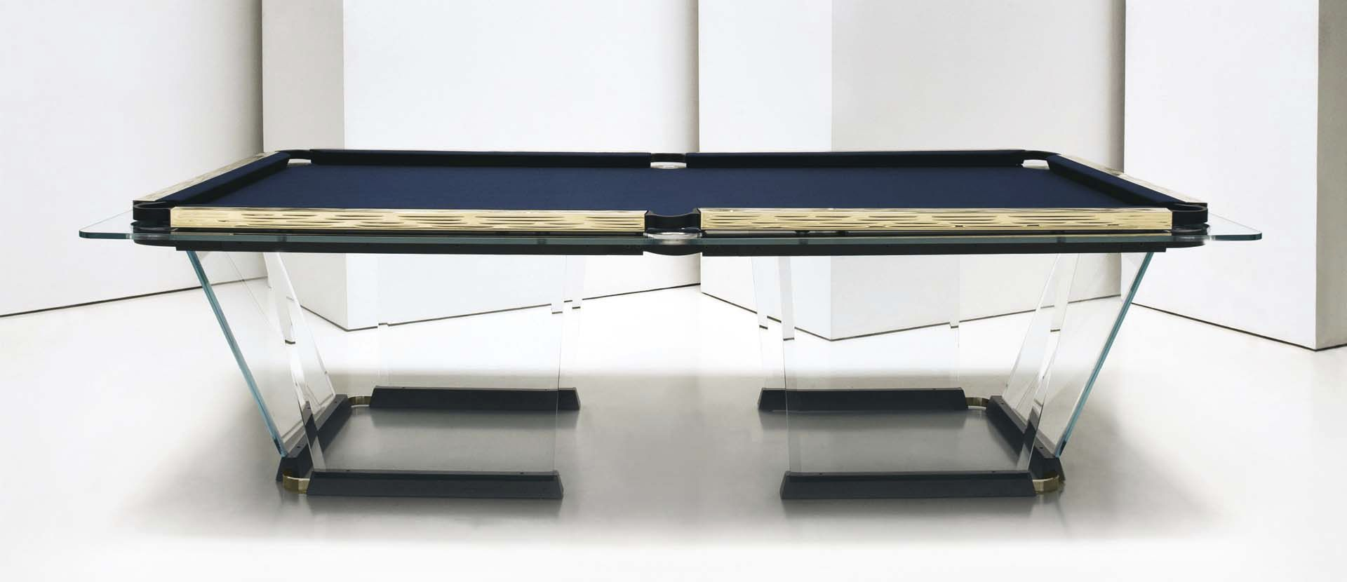 Contemporary Pool Table By Marc Sadler T By Milano Italy - Milano pool table