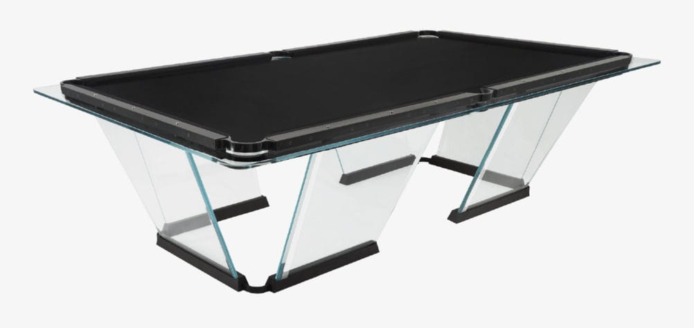 Contemporary Pool Table By Marc Sadler T By Milano Italy Teckell - L shaped pool table