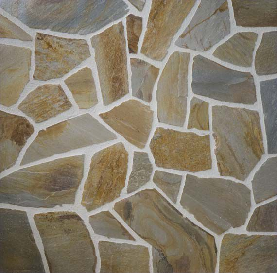 Beau Natural Stone Floor Covering / Tile / Textured / Marble Look   CRAZY