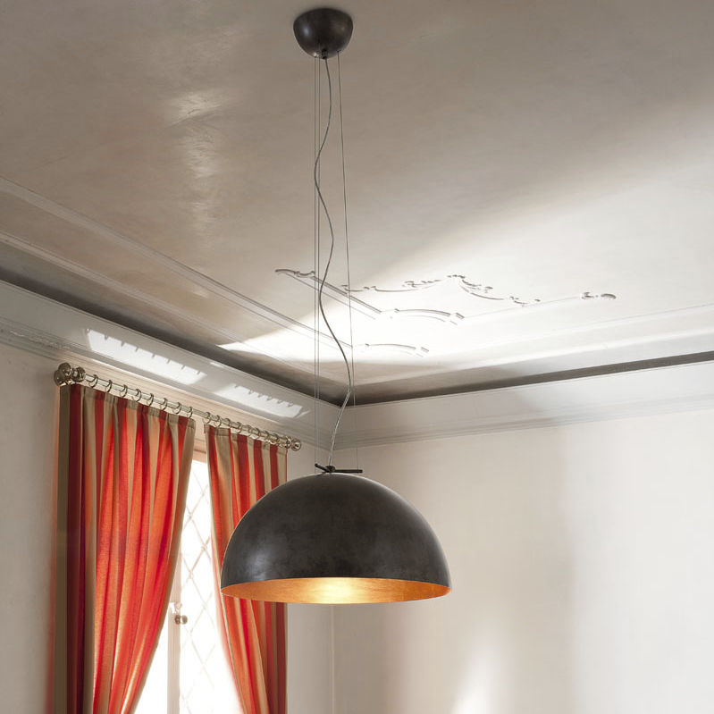 Pendant Lamp / Contemporary / Steel / Copper   MOONLIGHT
