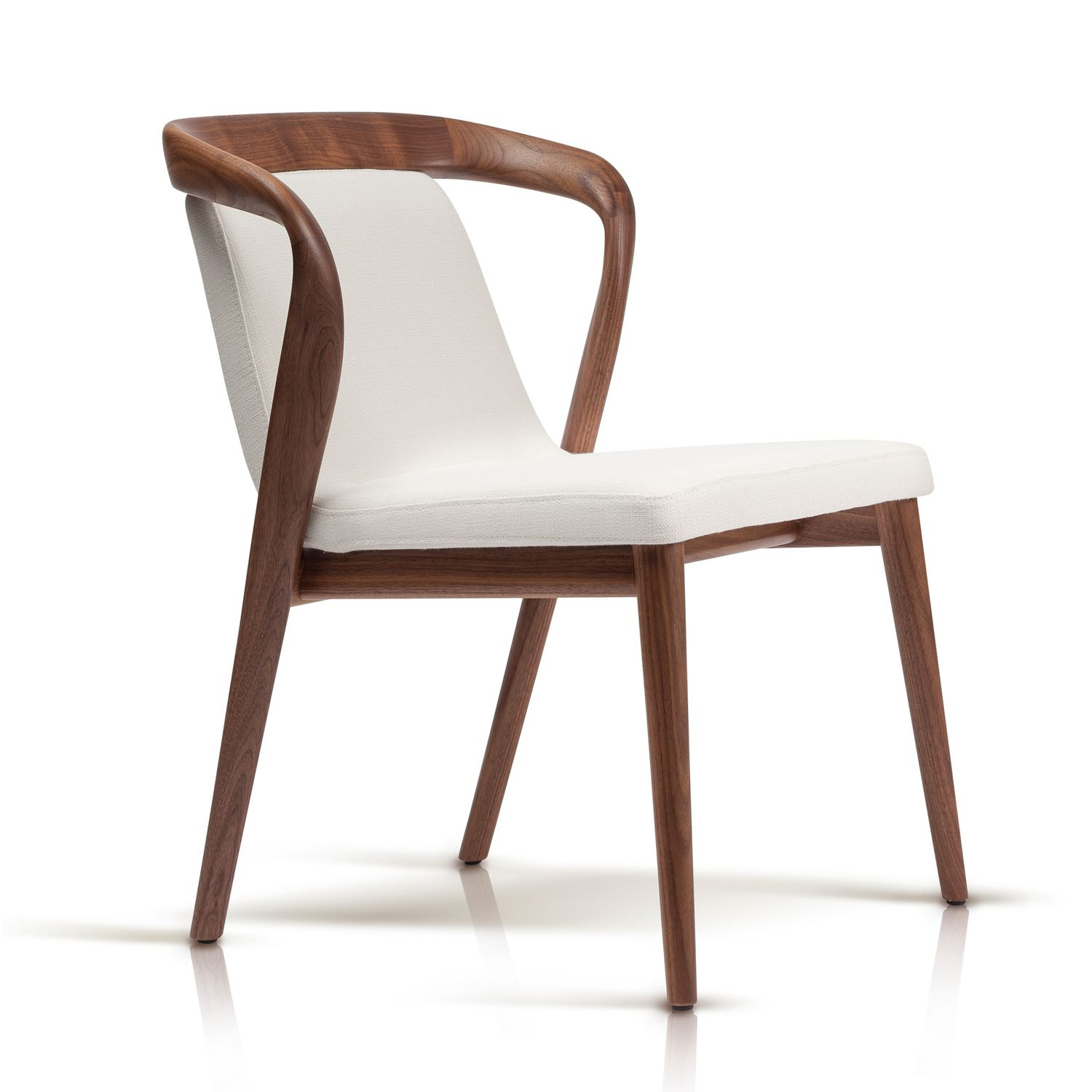 Contemporary Chair / Upholstered / Fabric / Wood   FEAT By Marconato  Maurizio U0026 Terry Zappa