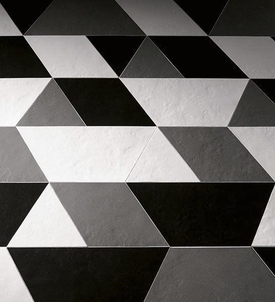 Indoor tile floor ceramic geometric pattern trapezium indoor tile floor ceramic geometric pattern trapezium ppazfo