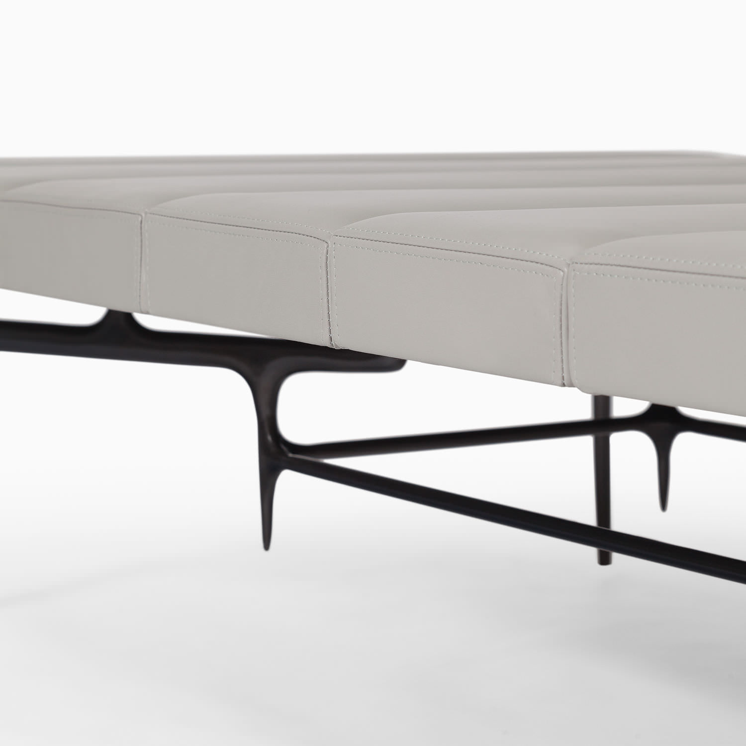 century furniture gray sven modern product daybed scandinavian bench shadow article mid sofas and