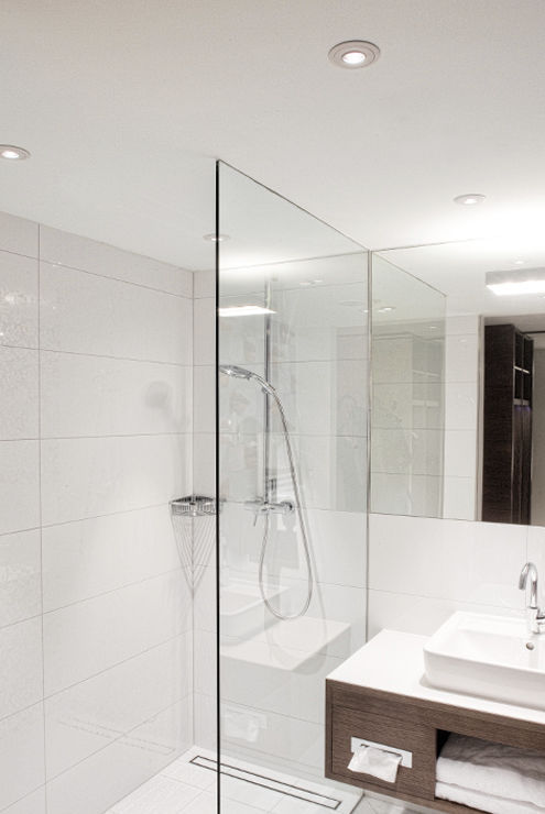 Recessed downlight / bathroom / LED / halogen - DEXTER - DLS