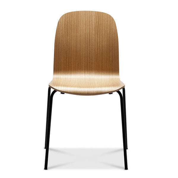 Scandinavian Design Visitor Chair / Upholstered / Stackable / FSC Certified    BOSTON By Erik Jørgensen