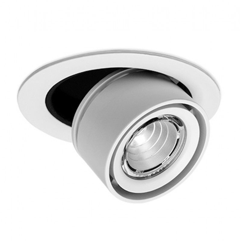 Recessed Ceiling Spotlight Indoor Led Round Bat