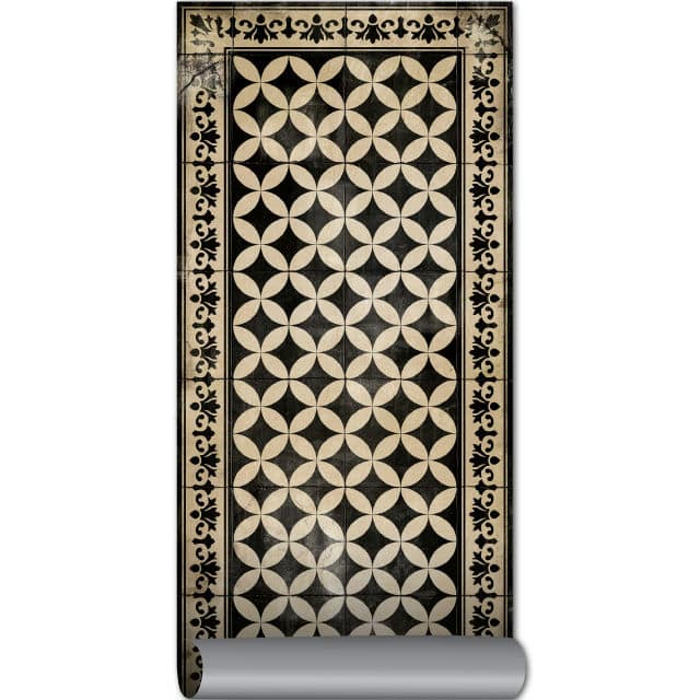 Contemporary rug / geometric / vinyl / rectangular - WABI SABI- SO1 ...