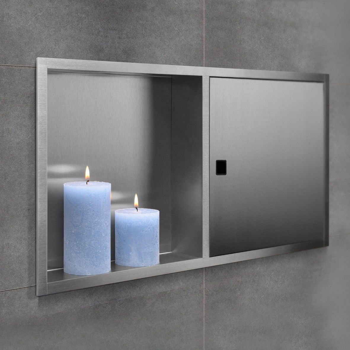 bathroom box bathroom cabinet contemporary stainless steel wall mounted ess container box wall niche with door