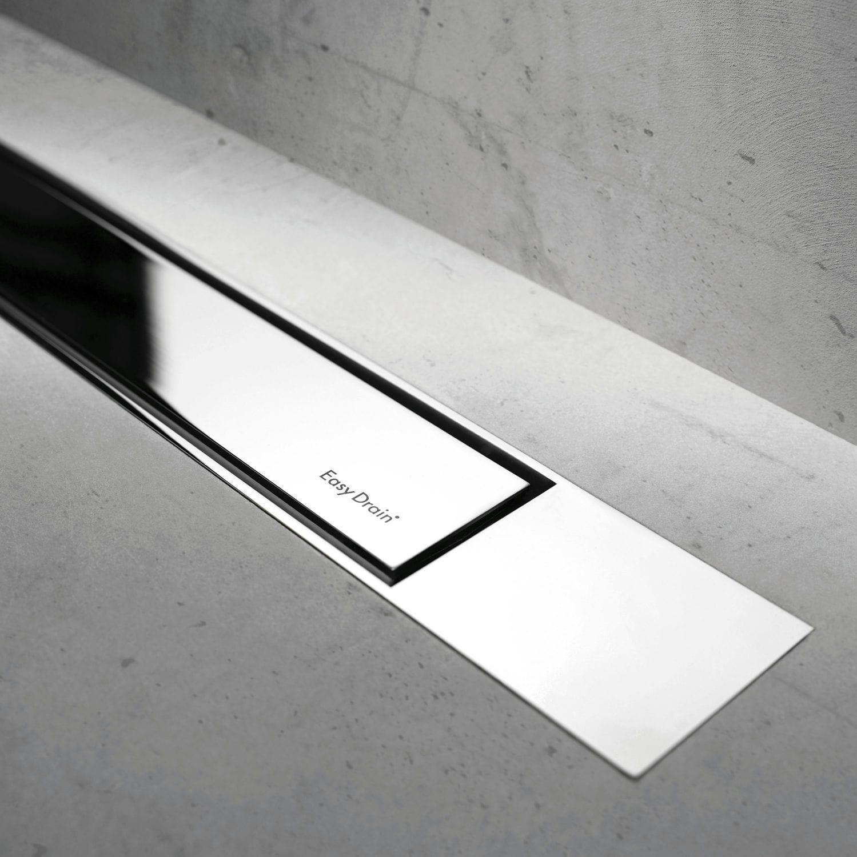 Linear shower drain - EASY DRAIN MODULO DESIGN Z-2 - Easy Sanitary ...