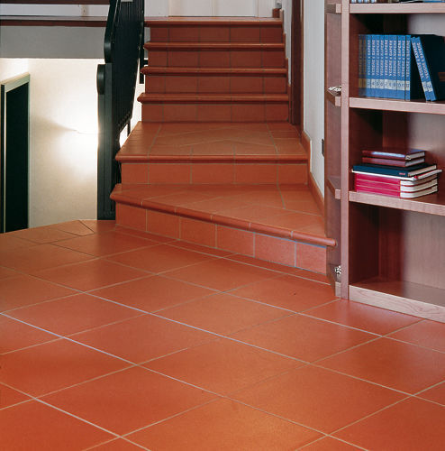 Indoor tile / outdoor / floor / terracotta - A GALESTRO - IL PALAGIO