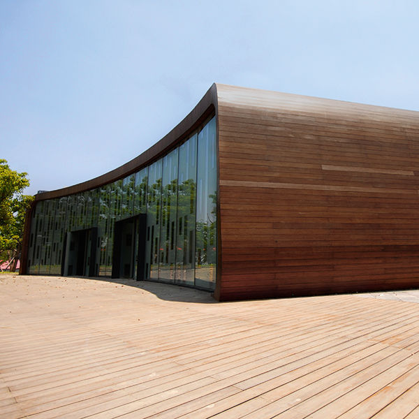 Marvelous Wooden Wall Cladding / Outdoor / Stained