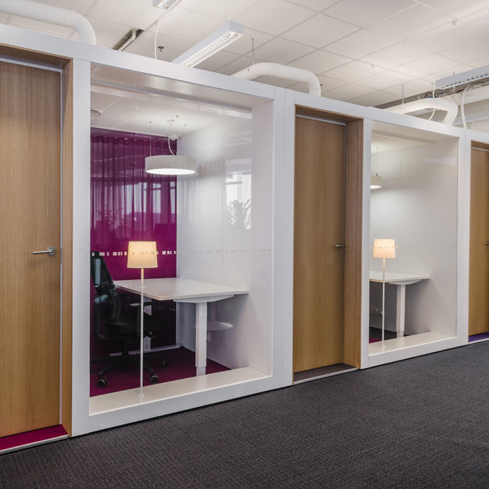 office privacy pods. Privacy Office Space - POD Pods E
