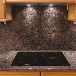 Granite Countertop / Kitchen / Black / Brown   LABRADOR ANTIQUE