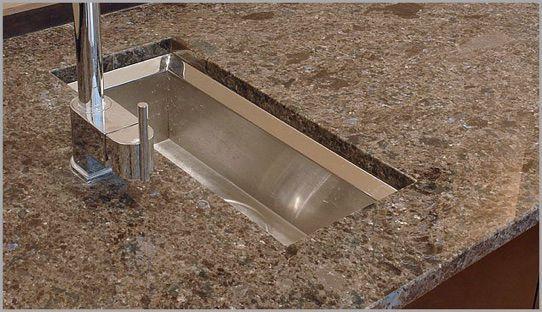 Superieur Granite Countertop / Kitchen / Black / Brown ...