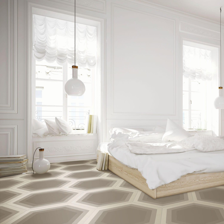 Indoor hexagonal tile / wall / floor / ceramic - CØRE BASICS - ORNAMENTA