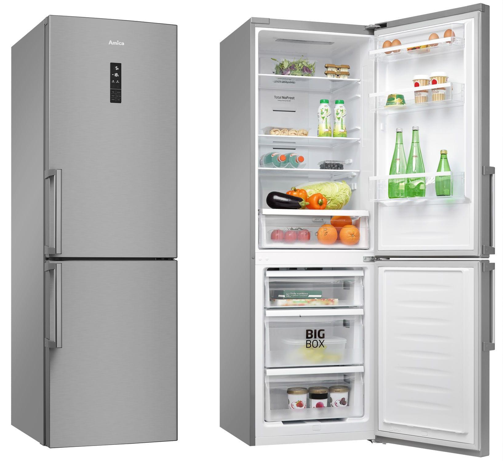 Residential Refrigerator Freezer / Double Door / Bottom Freezer   FK332.3DFX