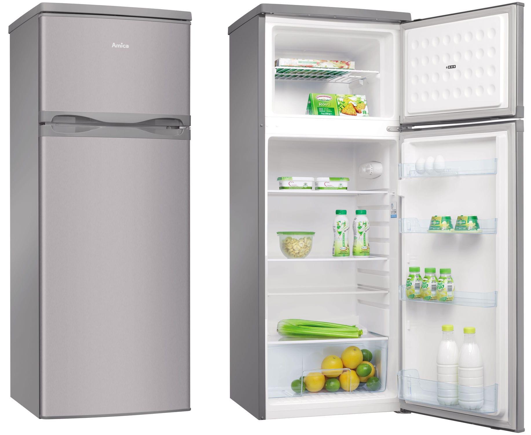 Residential Refrigerator Freezer / Double Door / Top Freezer   FD225.4X