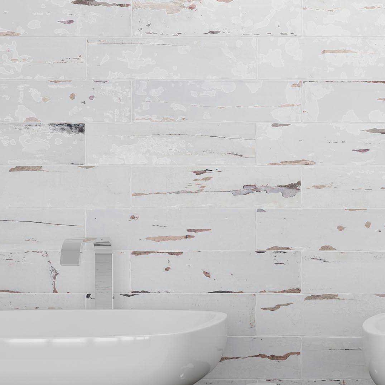 Indoor tile / wall / ceramic / patterned - Handmade Decor Vintage ...