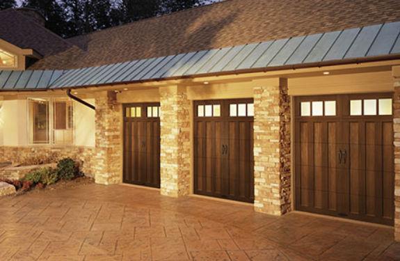... Sectional Garage Door / Steel / Automatic ...