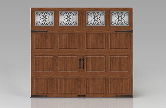 Exceptionnel ... Sectional Garage Door / Steel / Automatic ...