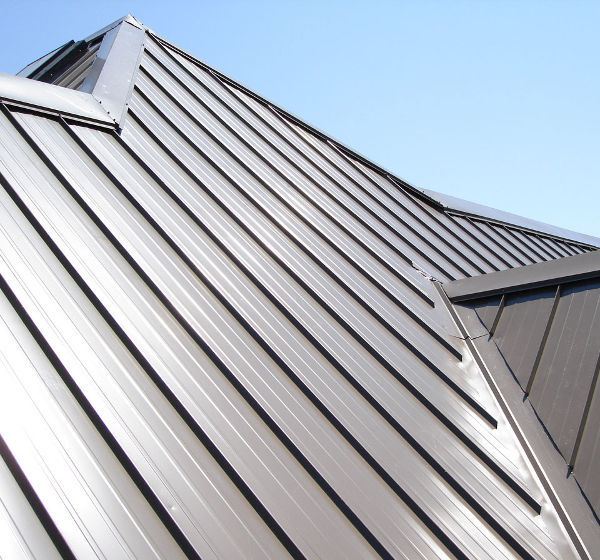 Sheet Steel Roofing / Steel / Standing Seam / Standing Seam   GRANITE® HFX  COOL