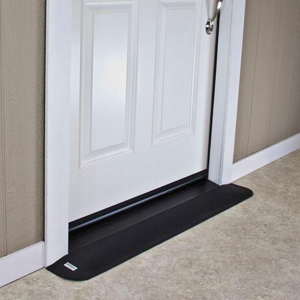 Home Entrance Mat Rubber Recyclable Ez Edge Transition