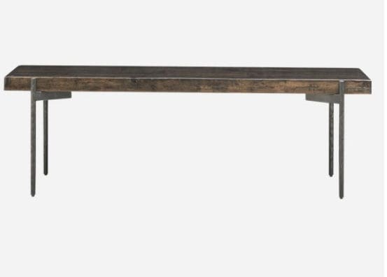 Contemporary Table / Wooden / Rectangular. BJ0100 /BJ0101 / BJ0102 House  Doctor