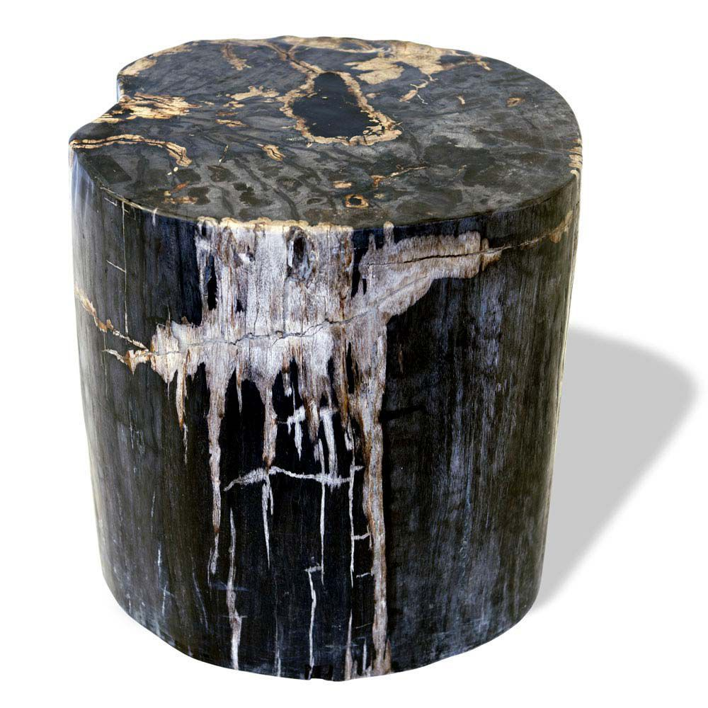 Contemporary Stool / Petrified Wood / Commercial / Outdoor   SKU: 236 Amazing Ideas