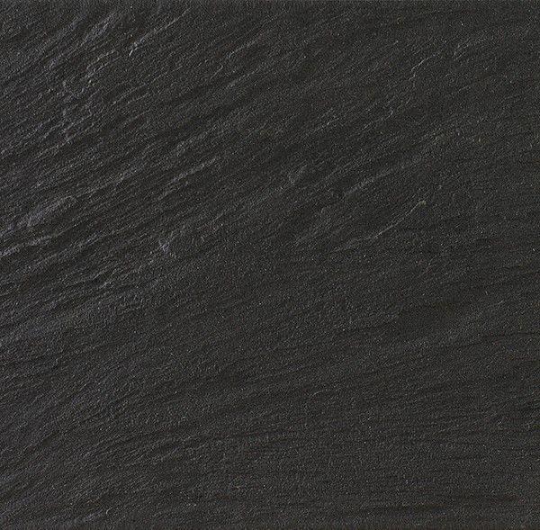 Indoor Tile Floor Wall Ceramic Black Slate