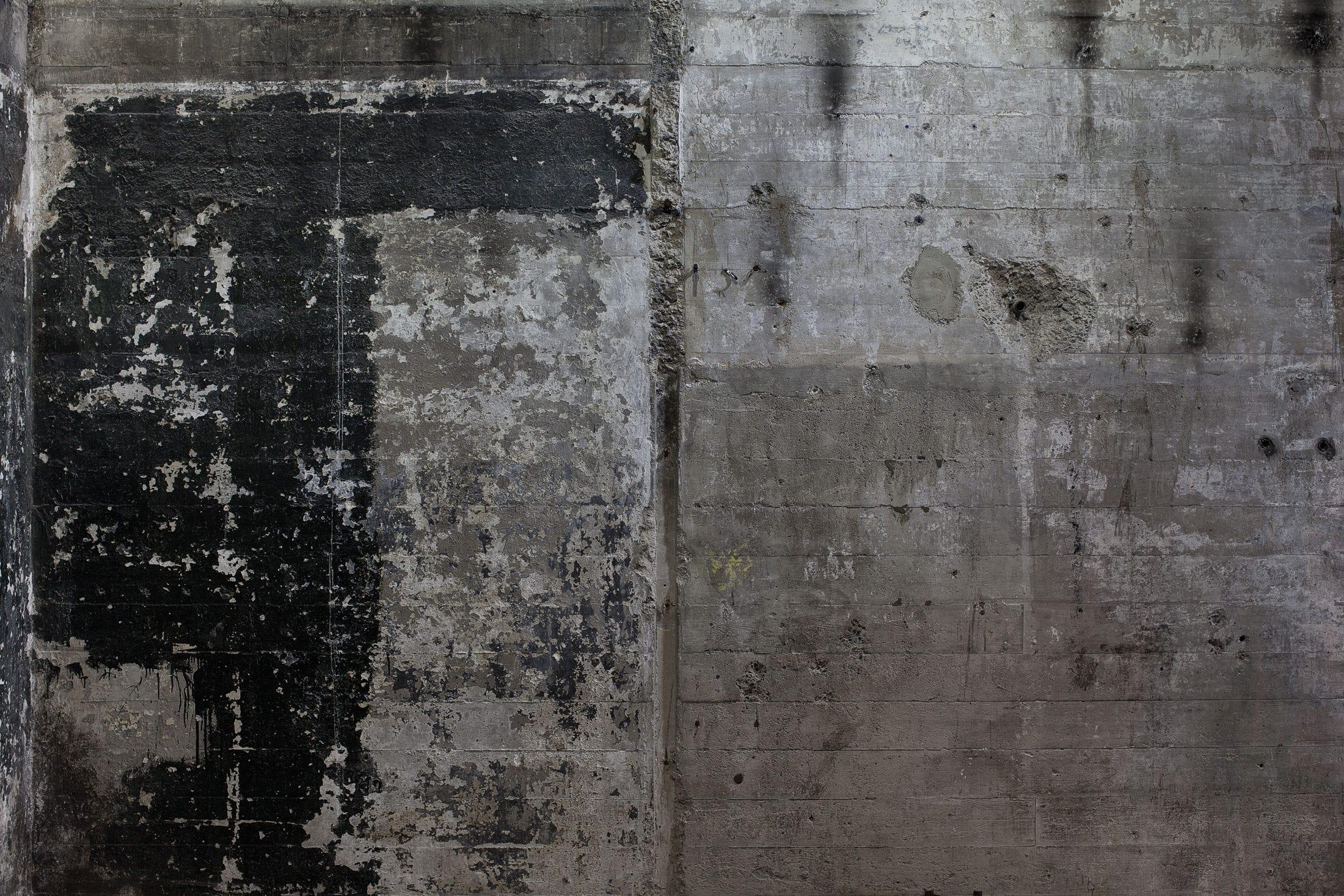 Contemporary wallpaper vinyl urban motif photo GALAPAGOS