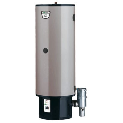 Gas storage water heater / free-standing / vertical / commercial ...
