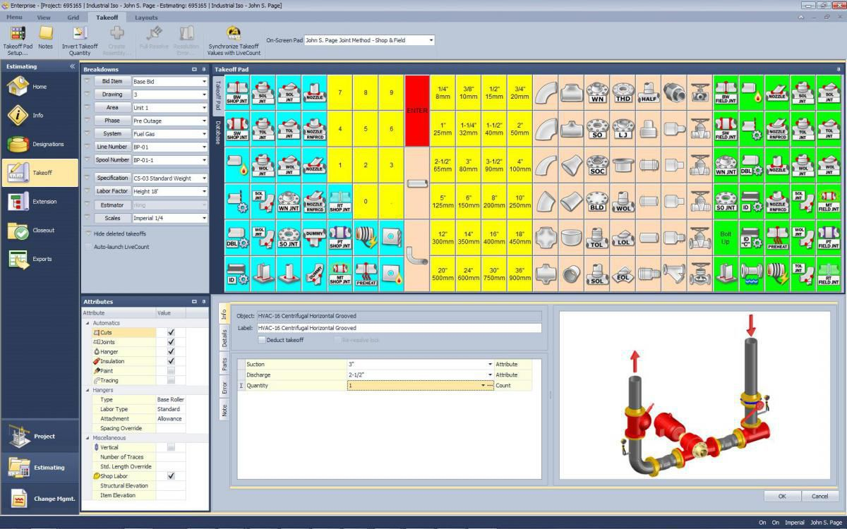 Project management software / data management / analysis and ...