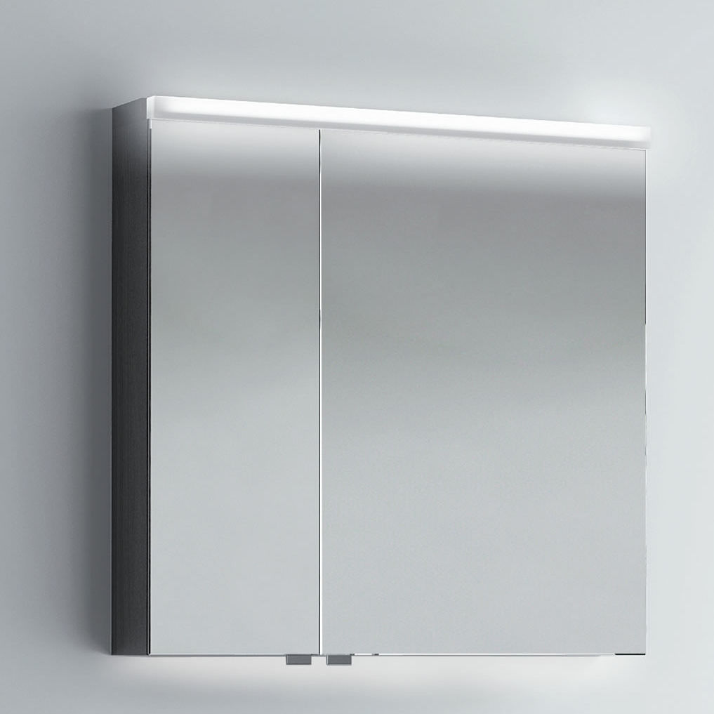 mirrored bathroom wall cabinet - IRIS