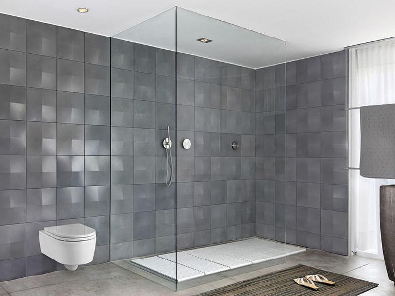 Indoor tile bathroom wall concrete 002 itaibaron