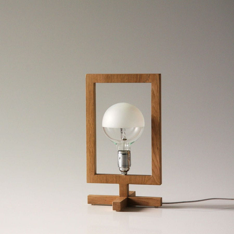 Table lamp contemporary oak halogen he she it by stefano table lamp contemporary oak halogen he she it by stefano mazzucchetti geotapseo Images