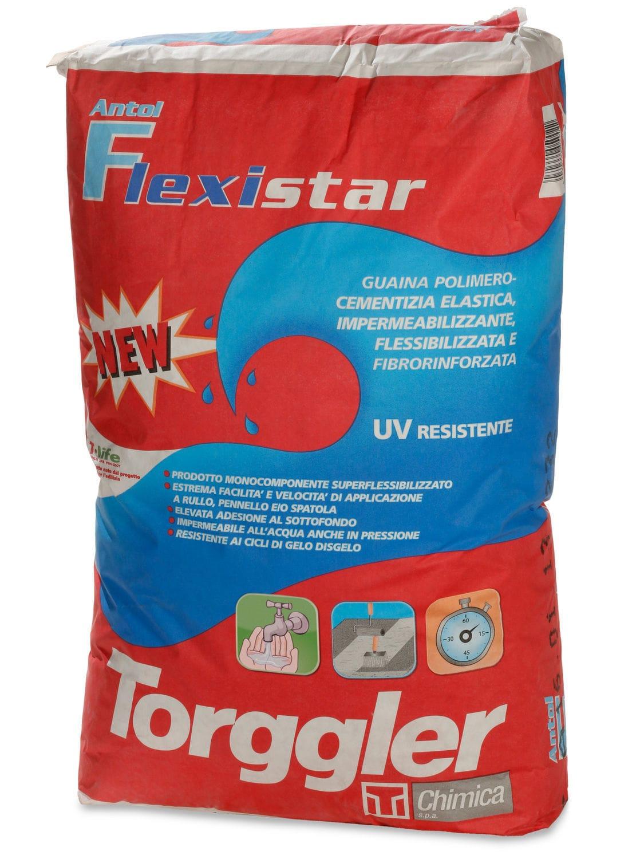 Polymer waterproofing / patio / bathroom / cement - ANTOL FLEXISTAR ...